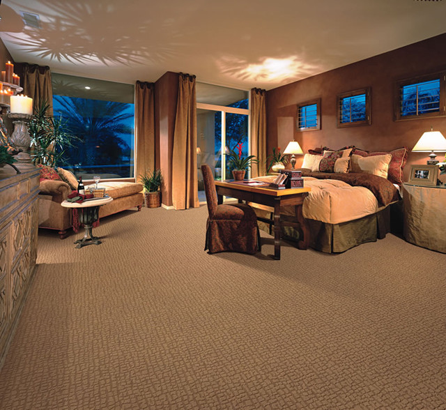 Moda Carpet  Family Room  San Francisco  by Diablo FlooringInc