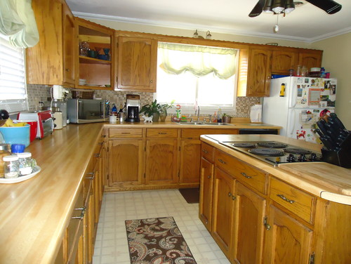 My Kitchen Has Not Worked Very Effectively And I Am Stuck Please Let Me Know If Should Take The Plunge Paint Cabinets To Achieve Look