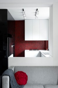 Woollahra Apartment - Sydney - Contemporary - Kitchen ...