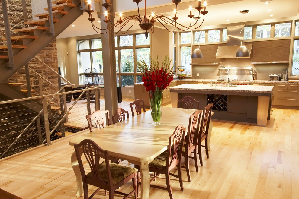 The Coffee House - Modern - Kitchen - Toronto - by David ...