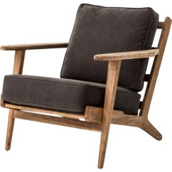 Wood Frame Accent Chairs Chair Covers For Sale Centurion Klee Midcentury Armchairs And By Marco
