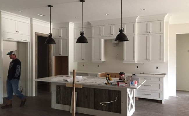 How High Should Pendants Hang Over A Counter High Kitchen