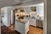 Mid-Country French Farm - Farmhouse - Kitchen - New York ...