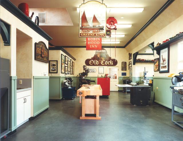 5 Dream Garage Spaces