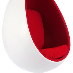 Modern Wingback Chairs For Sale Revolving Chair Plate Retro White Shell Egg Pod - Midcentury Armchairs And Accent By Onion