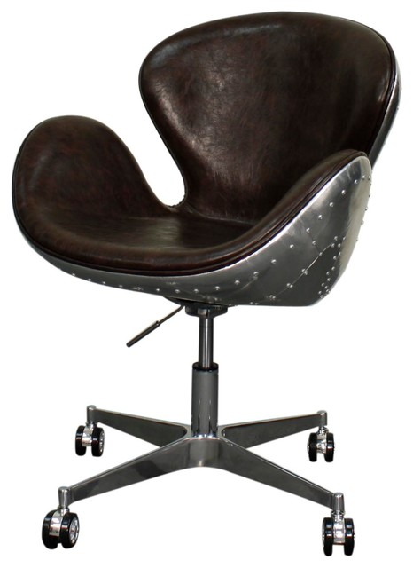 Duval Swivel Chair  Industrial  Office Chairs  by