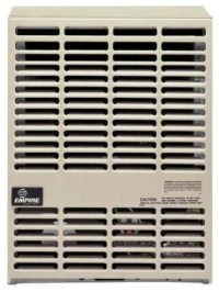 Empire DV215SG Direct Vent Gas Wall Furnace, Natural Gas ...