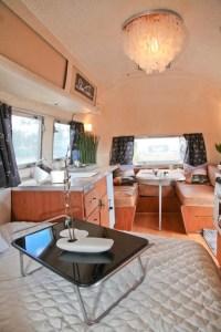 1960 Airstream Carvel interior - Modern - Bedroom - San ...