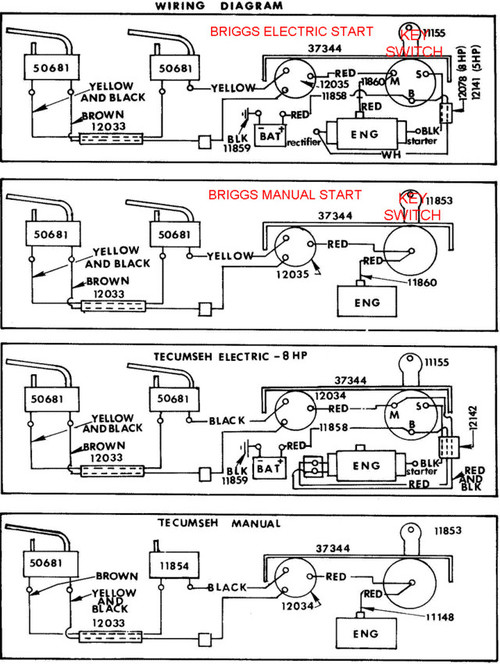Snapper Sr 1028 Wiring Diagram : 30 Wiring Diagram Images