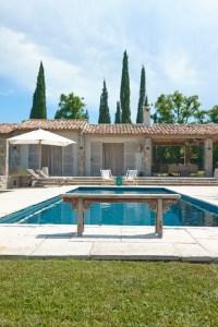 Haus am Mittelmeer mit Pool - Haus Sdfrankreich ...