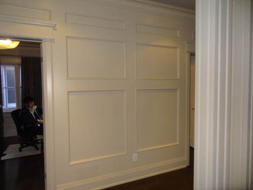 Floor To Ceiling Wainscoting Paint Ideas