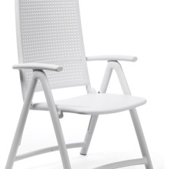 High Folding Chair Replace Casters With Glides Darsena Back Chairs Set Of 2 Modern Outdoor By Nardi
