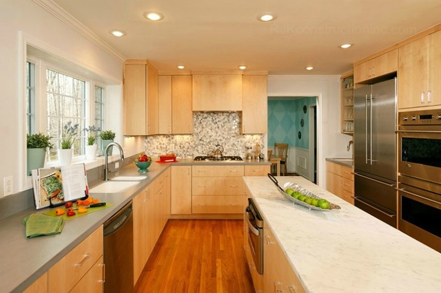 Cwp cabinets for Setauket kitchen and bath