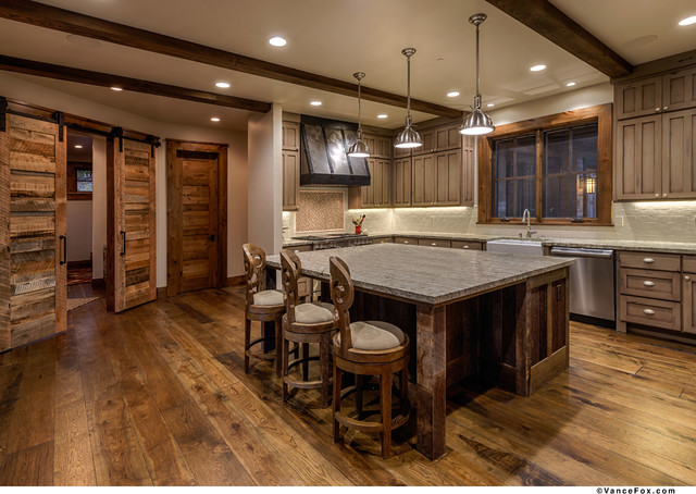 kitchen showrooms sacramento how much is a remodel lake tahoe ski chalet - modern by ...