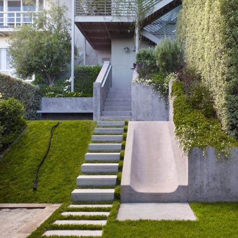urban play - modern landscape