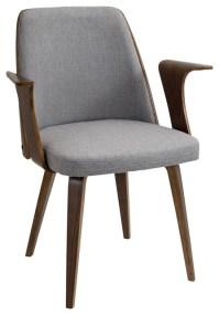 Verdana Mid-Century Modern Dining Chair - Contemporary ...