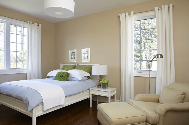 Modern Pottery Barn Bedroom - Modern - Bedroom - toronto ...