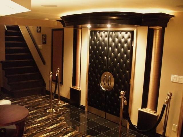 Interior Plates Doors Kick