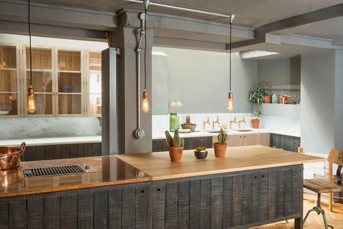The Tysoe Street Sebastian Cox Kitchen by deVOL