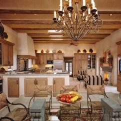 Albuquerque Kitchen Cabinets Cabinet Materials Interiors New Mexico / Santa Fe Style - Mediterranean ...