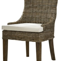 Plantation Style Chairs Chair With Hole Alfresco Dining Kubu Set Of 2 Tropical By Padma S