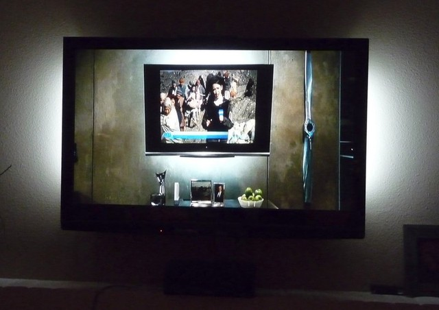 Inspired LED Accent Lighting TV Backlight  Contemporary