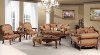 Madeleine - Luxury Living Room Sofa Set