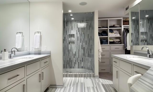 kitchen remodel okc rental modern bungalow - bathroom oklahoma city by ...