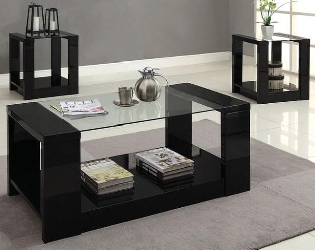 mason 3-piece table set - modern - living room - columbus -