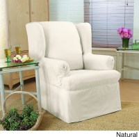 Duck One-piece Relaxed Fit Slipcover - Contemporary ...
