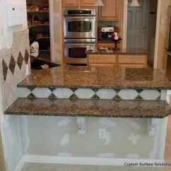 Kitchen Tables Austin Counters Quartz - Backsplash Extension Add-on Granite ...