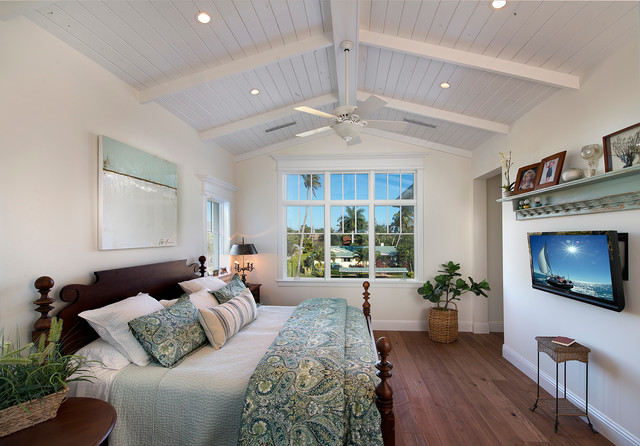 Old Florida Home  Tropical  Bedroom  miami  by Weber