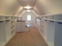 Vaulted Ceiling Closets - Traditional - Closet - Chicago ...