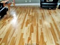 Maple Hardwood Flooring   Taraba Home Review