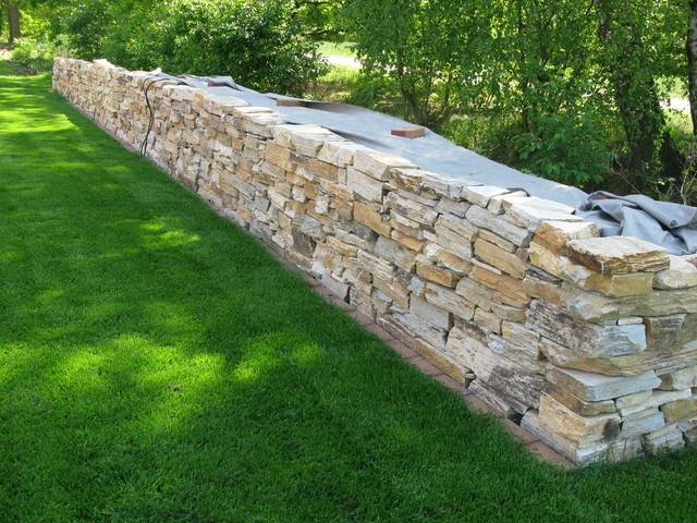 Steinmauer Garten Mediterran – usblife.info