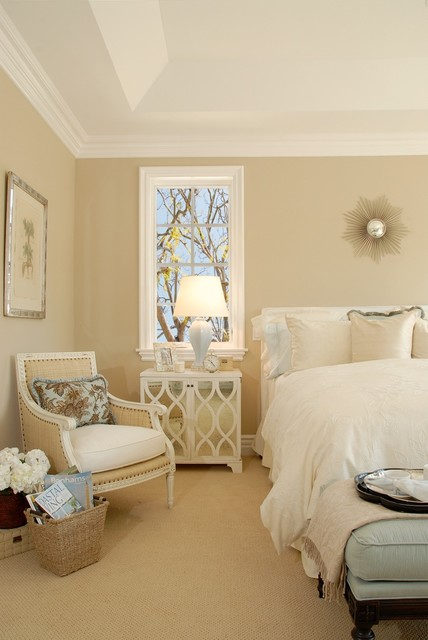 Palisades Stunner - Furnished by DTM Interiors beach-style-bedroom