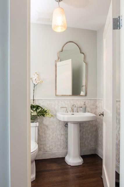 Powder Rooms  Small Bath Ideas  Traditional  Powder