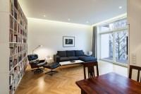 Wohnung T. - Modern - Wohnzimmer - Dsseldorf - von stkn ...