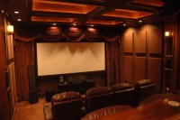 SoundSuede Acoustical Panels - Traditional - Home Theater ...