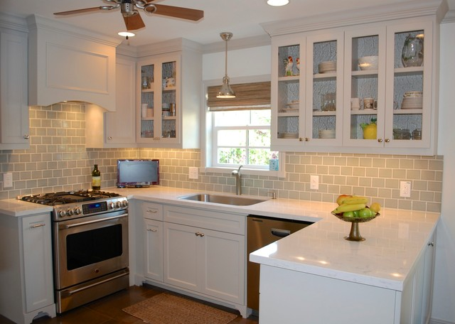 Briargrove Houston Kitchen Remodel Contemporary Kitchen