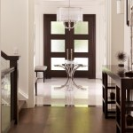 75 Beautiful Transitional Marble Floor Entryway Pictures Ideas December 2020 Houzz