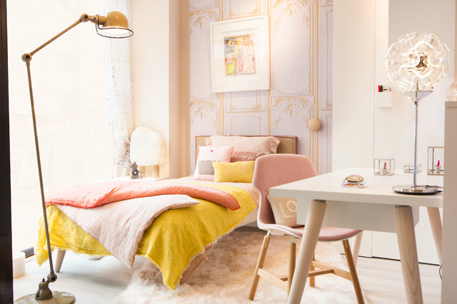 Appartement Paris Scandinave Chambre DEnfant Paris