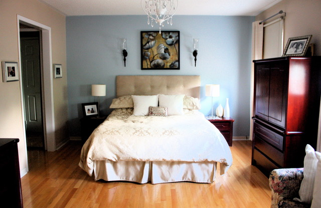 window treatment ideas small living room frames bedroom with accent wall - contemporary toronto