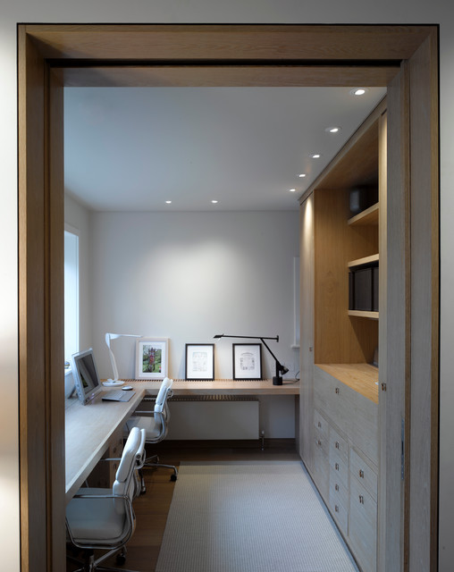Contemporary contemporary-home-office