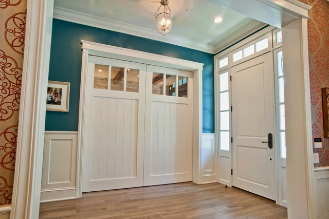 Home Office Interior Doors  Traditional  Home Office