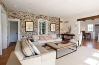 Light Farm-Living Room - Farmhouse - Living Room ...
