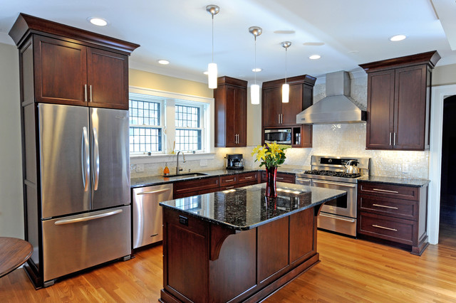 Fairmount Blvd Kitchen Traditional