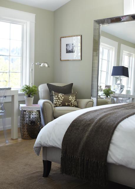 Mill Valley, CA transitional-bedroom