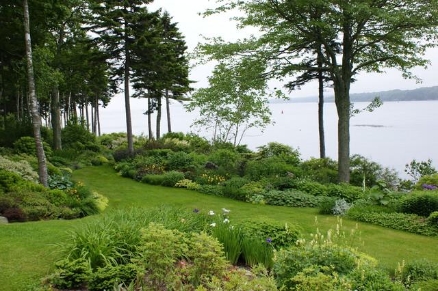 Coastal Garden Design Beach Style Landscape Portland
