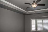 Tray Ceiling with Crown Molding - Traditional - Bedroom ...